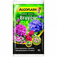 ALGOFLASH Terre dîte de Bruyère 6 litres