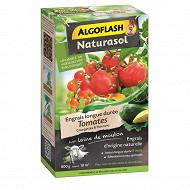 Algoflash naturasol engrais tomates courgettes poivrons longue duree 800 g