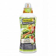 Algoflash naturasol engrais liquide universel fruits et légumes 1 l