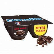 Danette crème dessert extra noir 4x125g offre plaisir