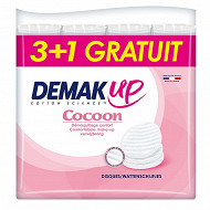 Demakup coton cocoon 340 disque (3+1)