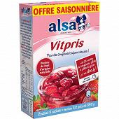 Alsa gélifiant confiture vitpris 5 sachets 188g offre speciale