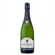 Couvent des visitandines crémant de Bourgogne brut 75cl Vol.12%