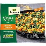 Alnatura poelée épinards - couscous bio 450g