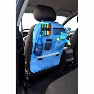 Sodifac organiseur bleu de voiture