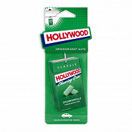 Hollywood plaquette chlorophylle