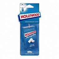 Hollywood plaquette menthol