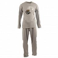 Pyjama homme MARINE ATTENTION XXL