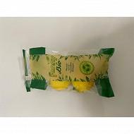 Citron bio barquette 2 fruits