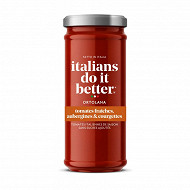 Italians do it better sauce tomate et légumes ortolana 330g