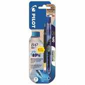 Roller gel b2p gel bleu + recharge bonus pack