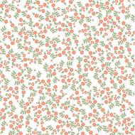 Serviettes x20 free peach 33x33cm 3 plis
