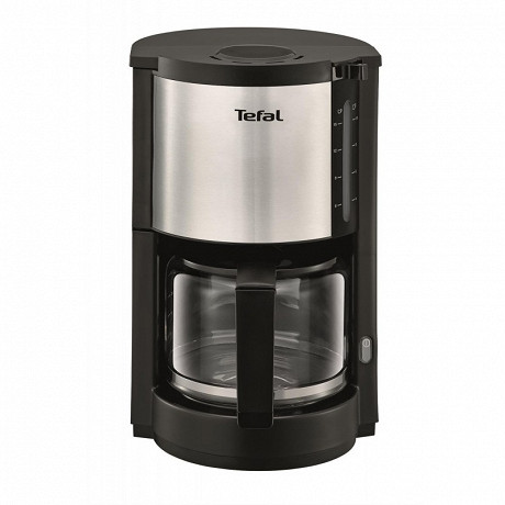 Tefal cafetière filtre equinos noir inox CM310811