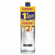 Gordon's gin 70cl 37.5%vol + BRI 1