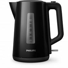 Philips bouilloire Daily 1,7L noire HD9318/20