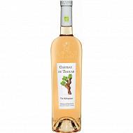 AOP Côtes de Provence Château de Thouar Bio Rosé 12% Vol.75cl