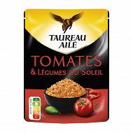 Taureau ailé basmati tomate 2' 250g