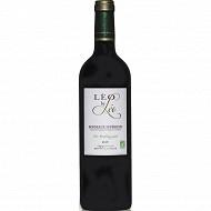 Bordeaux Supérieur Bio Léo By Léo 12.5% Vol.75cl