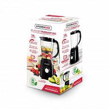 Kitchencook Blender 500w 1.5L - B5TURBO BLACK