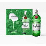 Gin Tanqueray 70cl 43.1%vol coffret + verre