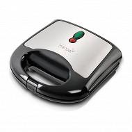 Harper Sandwich maker inox anti-adhésif 700w - SM700