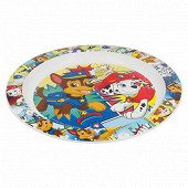 Assiette plate micro ondable Paw Patrol