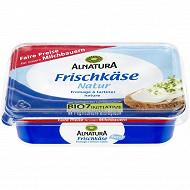 Alnatura fromage frais à tartiner nature bio 175g