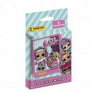 Album Panini - LOL 4 omg stickers blister 8 pochettes