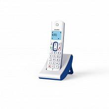 Alcatel Téléphone sans fil solo F630 BLEU