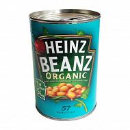 Heinz baked beans organic 415 g