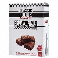 Préparation pour brownie 480g