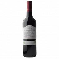 Bordeaux Superieur Château la Blanquerie 14% Vol. 75cl