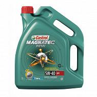 Castrol magnatec 5W-40 DPF, huile moteur, 5L