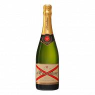 Champagne de Castellane demi sec 75cl 12%vol