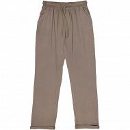 Pantalon fluide femme KAKI T48