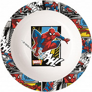Bol micro ondable Spiderman Street