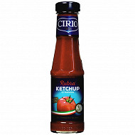 Cirio ketchup rubra bouteille verre 340 g