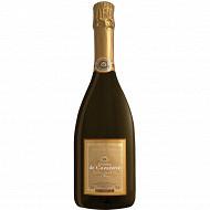 Champagne de Cazanove tradition brut 1er cru (format spécial) 75cl Vol.12%
