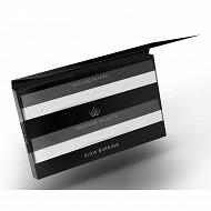 Sloow papier à cigarette régulier 2x50 feuilles