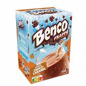 Benco frappé choc-caramel 10x10g