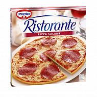 Dr Oetker pizza ristorante dsalame 320g