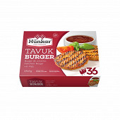 Hünkar Burger de Volailles x36 - 2340g