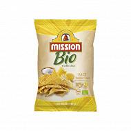 Mission tortillas chips fr bio 009 125g