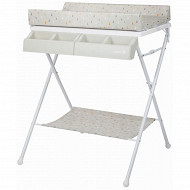 Table à langer Baltic Warm grey Safety First