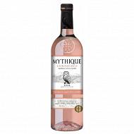 Mythique AOP Corbières rosé 75cl 13%vol