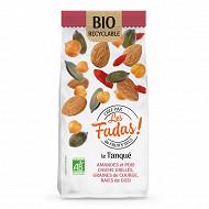 Mix fruits secs le tanque bio 125g