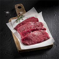 Steak** à griller viande bovine Label Rouge race Limousine, x4 480g