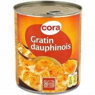 Cora gratin dauphinois 850g