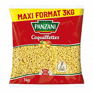 Panzani pates coquillettes 3kg