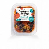 Lasagne été thon tomates 340g